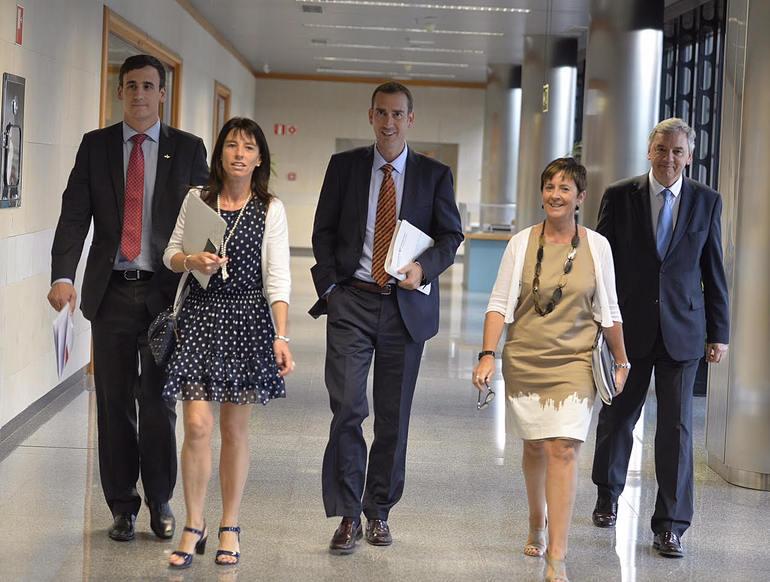 Tapia reúne al Foro de Competitividad y reafirma el papel decisivo de la Industria para el futuro de Euskadi